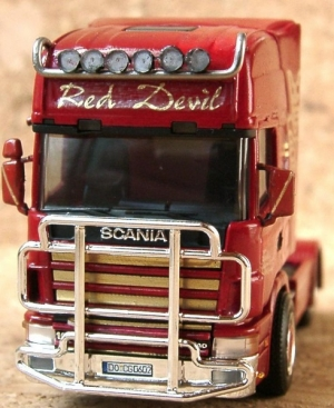 Scania Red Devill