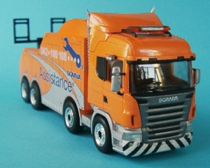 Scania Wrecker